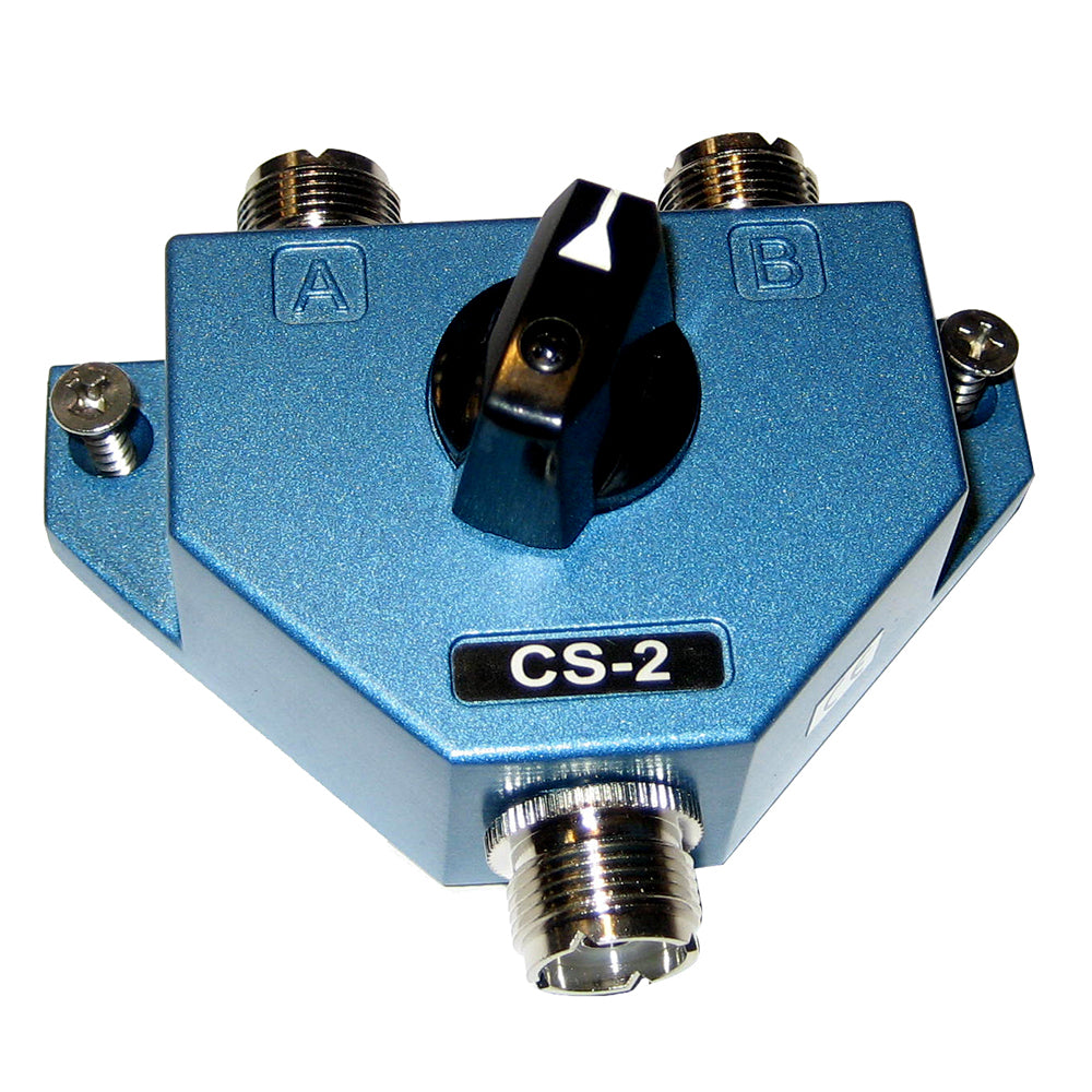 Shakespeare CS-2 Two-Way Coaxial Switch [CS-2]