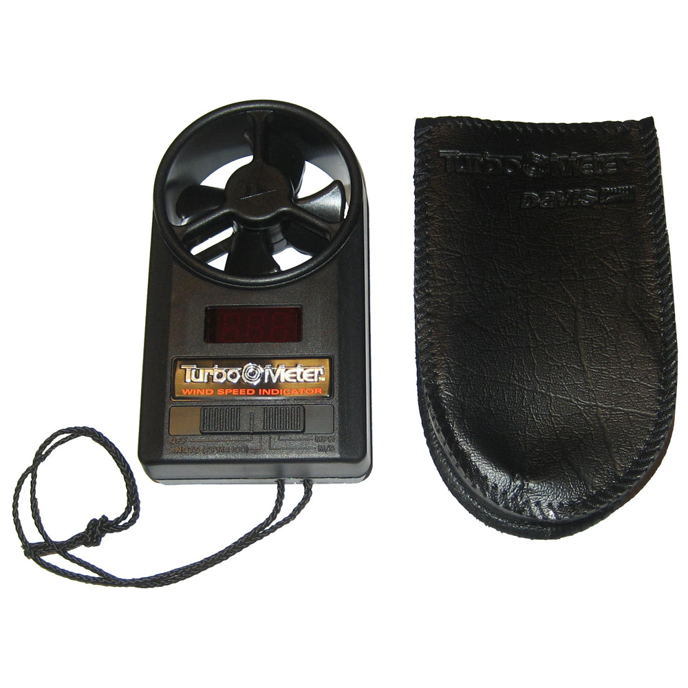 Davis Turbo Meter Electronic Wind Speed Indicator [271]