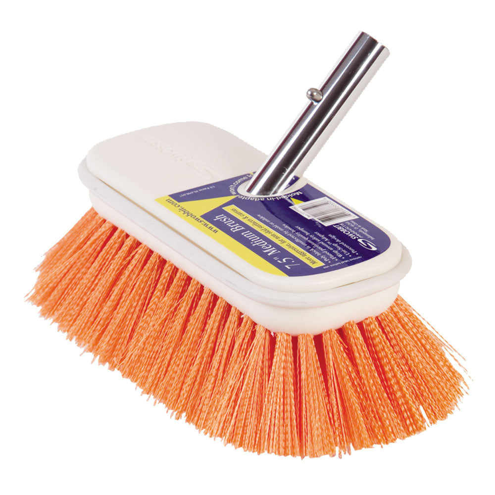 "Swobbit 7.5"" Medium Brush - Orange [SW77350]"