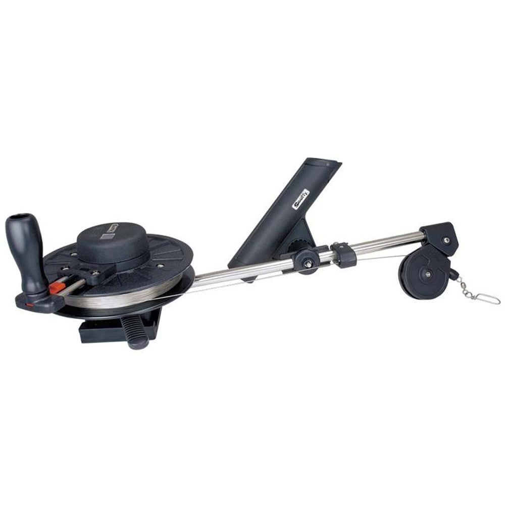 Scotty 1060 Depthking Manual Downrigger w-Rod Holder [1060DPR]