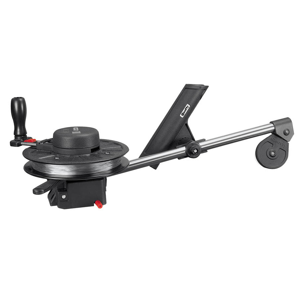 "Scotty 1080 Strongarm 24"" Manual Downrigger w-Rod Holder [1080DPR]"