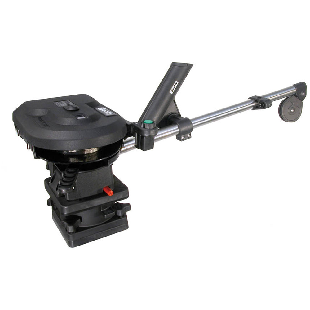 "Scotty 1101 Depthpower 30"" Electric Downrigger w-Rod Holder & Swivel Base [1101]"