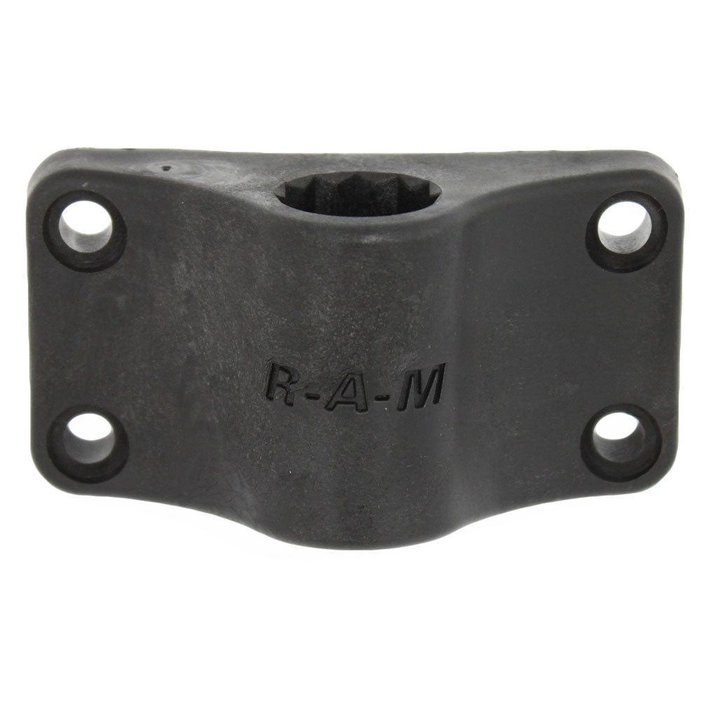 RAM Mount RAM Rod 2000 Bulkhead Mounting Base Only [RAM-114BMU]