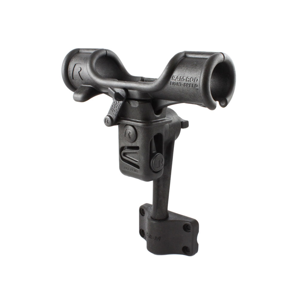 RAM Mount RAM Rod Light Speed w-Bulk Head Mount [RAP-370-BU]