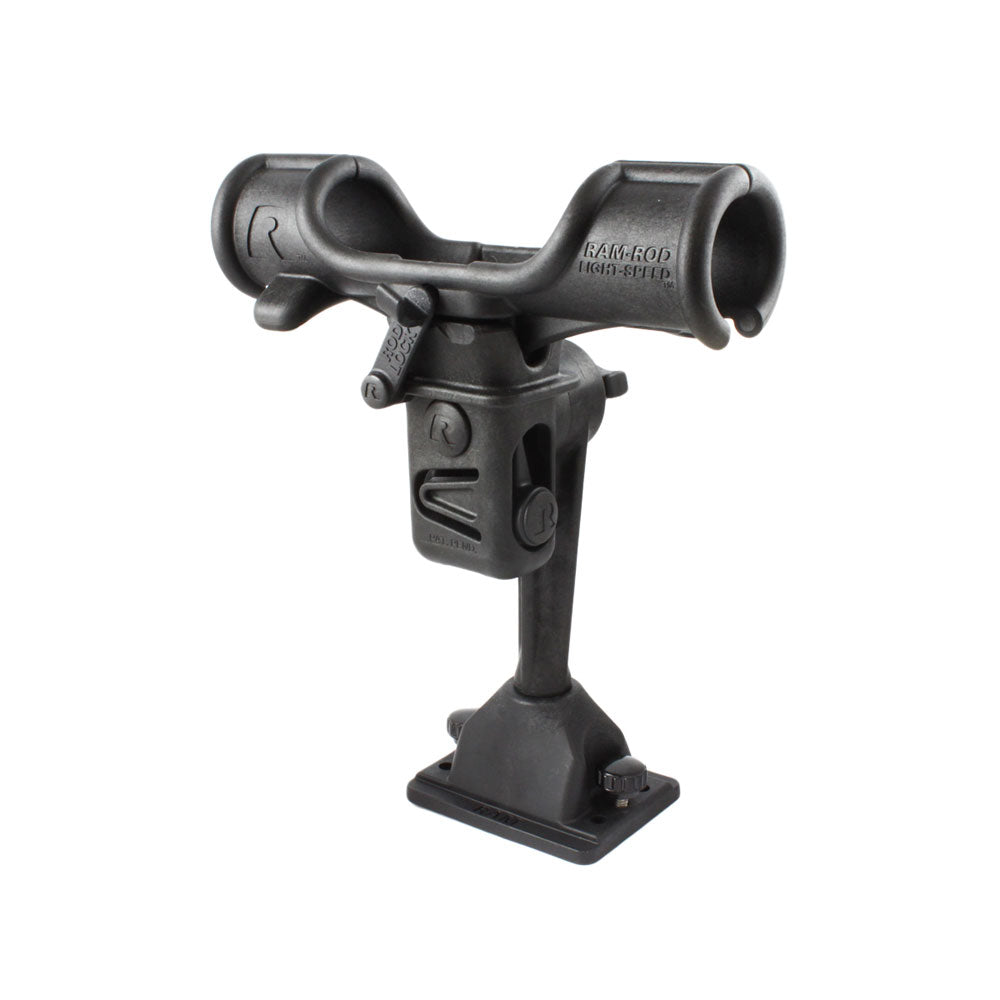RAM Mount RAM Rod Light Speed w-Deck Track Mount [RAP-370-D]