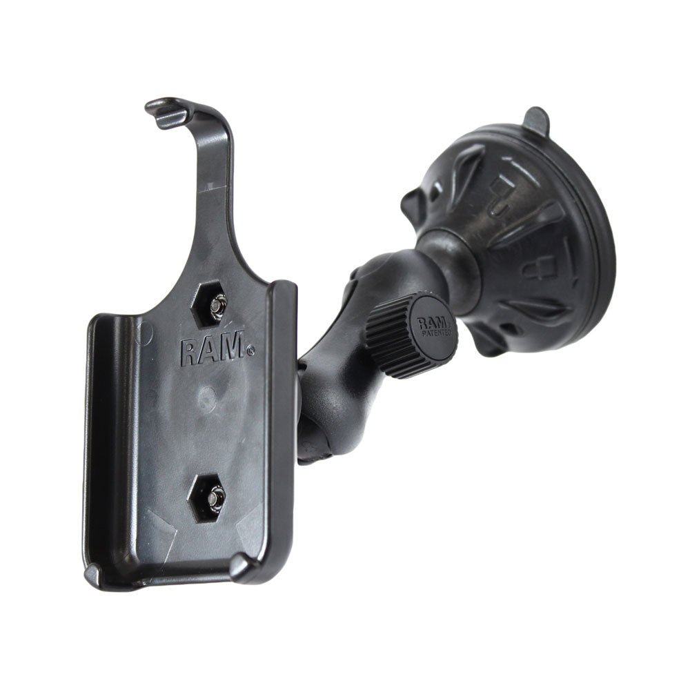 RAM Mount Apple iPhone 4-4S Composite Suction Cup Mount [RAP-B-166-2-AP9U]