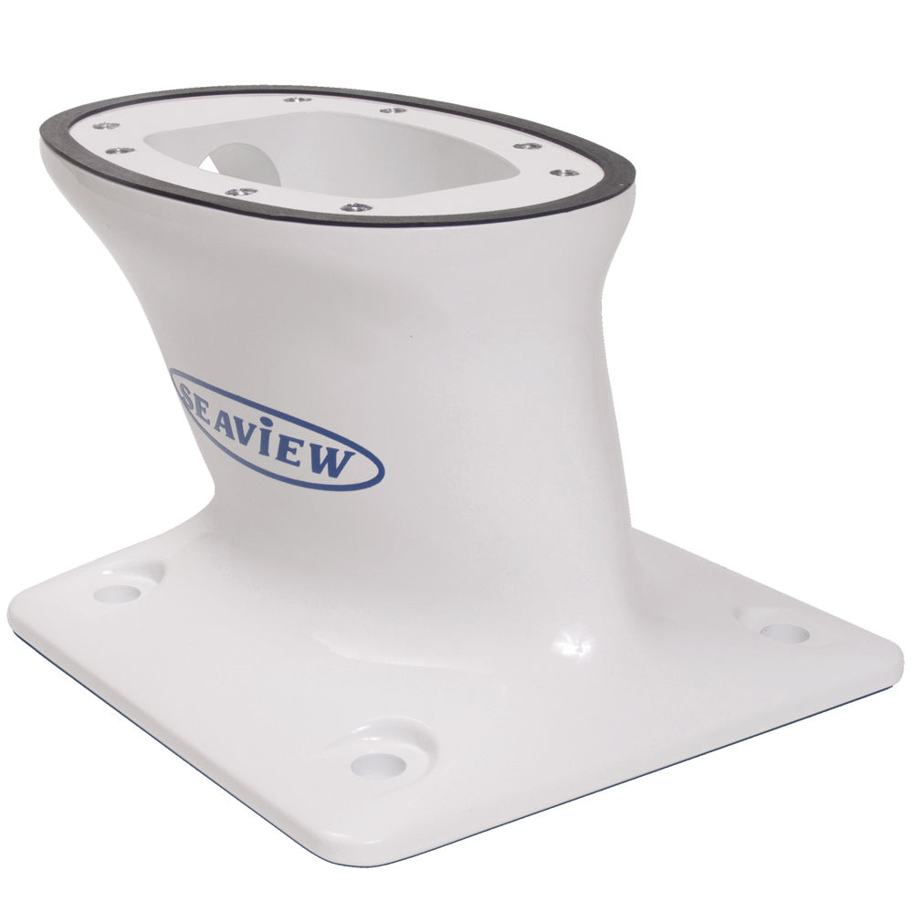 "Seaview 5"" Modular Mount AFT Raked 7 x 7 Base Plate  - Top Plate Required [PMA-57-M1]"