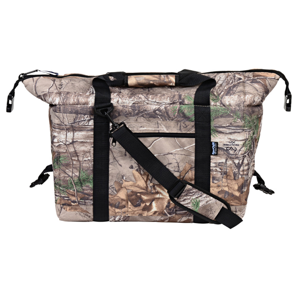 NorChill 24 Can Soft Sided Hot-Cold Cooler Bag - RealTree Camo [9000.53]