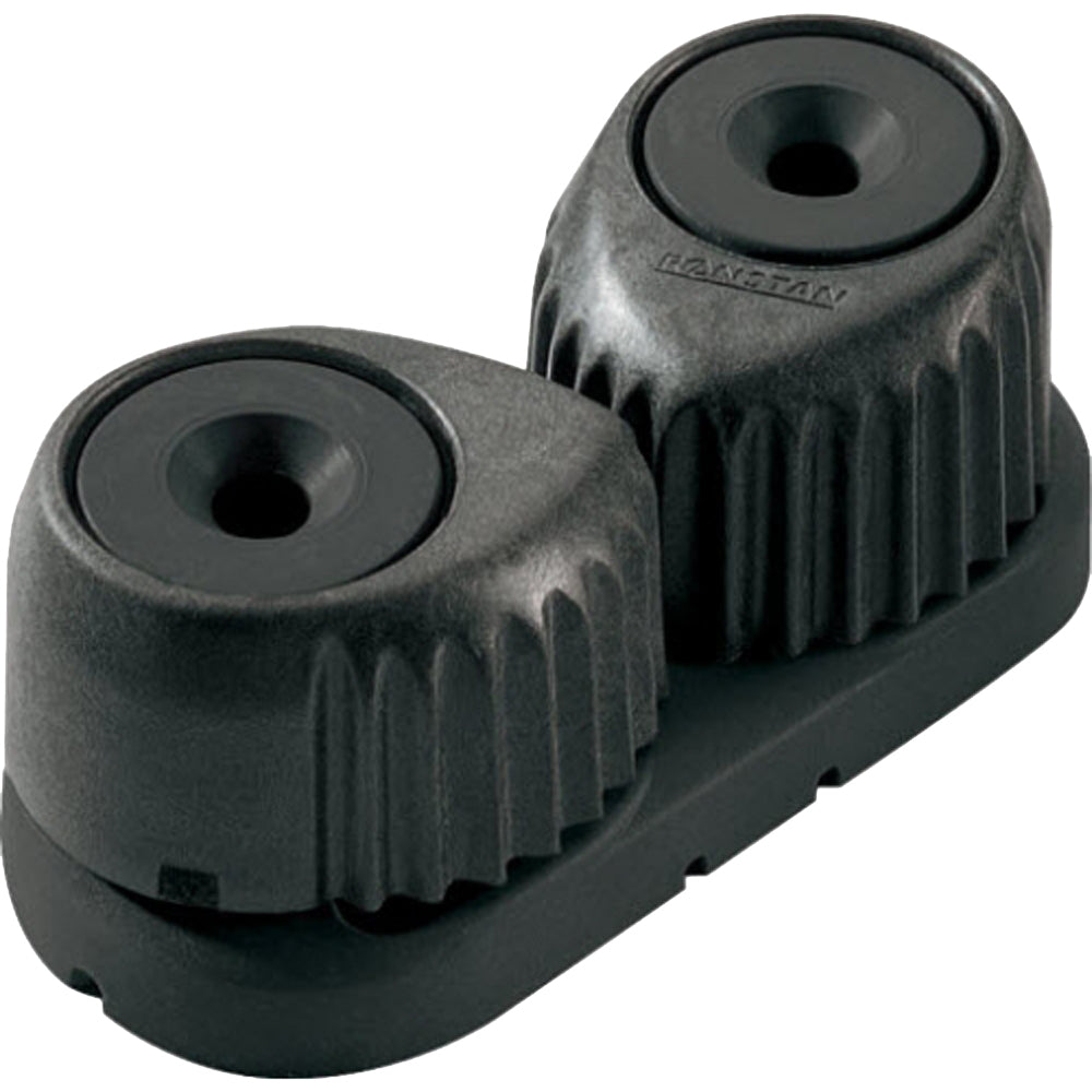 Ronstan C-Cleat Cam Cleat - Medium - Black w-Black Base [RF5410]