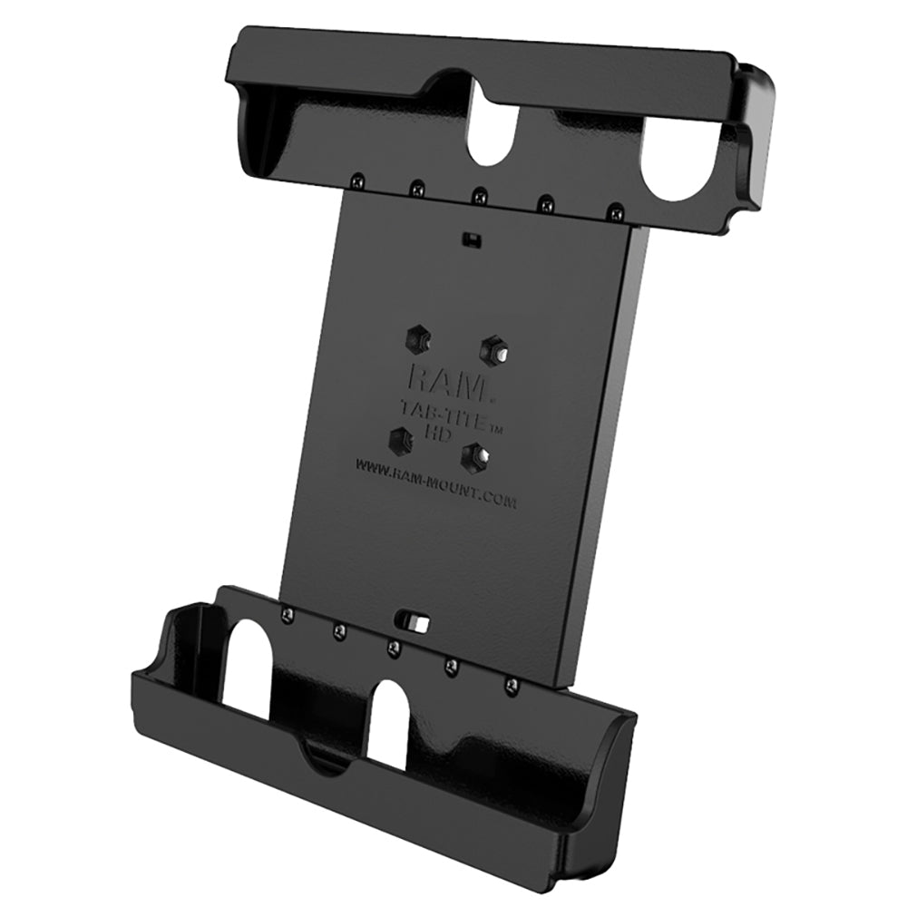 "RAM Mount Tab-Tite Cradle for the Apple iPad Air 1-2 & 9.7"" Tablets w-Case, Skin or Sleeve [RAM-HOL-TAB20U]"