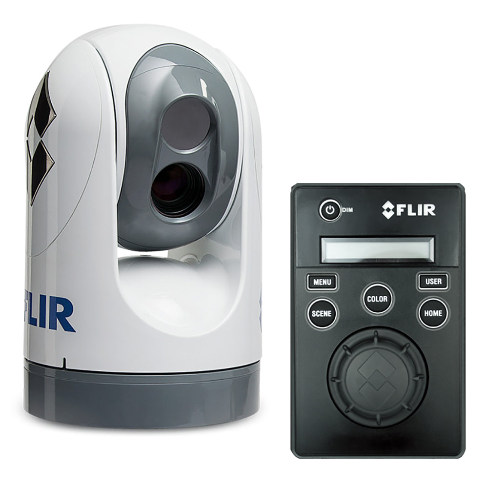 FLIR M324CS Stabilized Thermal Visable Camera w-JCU - 30Hz [432-0003-62-00]