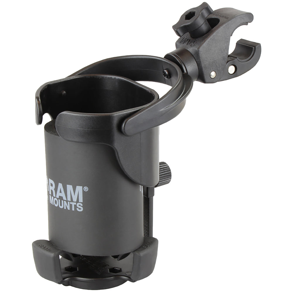 RAM Mount Level Cup XL w-Small Tough-Claw [RAP-B-417-400U]