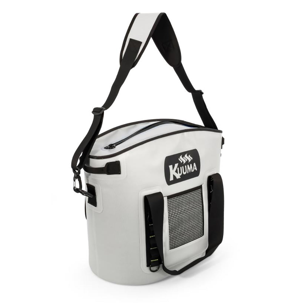 Kuuma 33 Quart Soft-Sided Cooler w-Sealing Zipper - Waterproof Coated Nylon [58359]