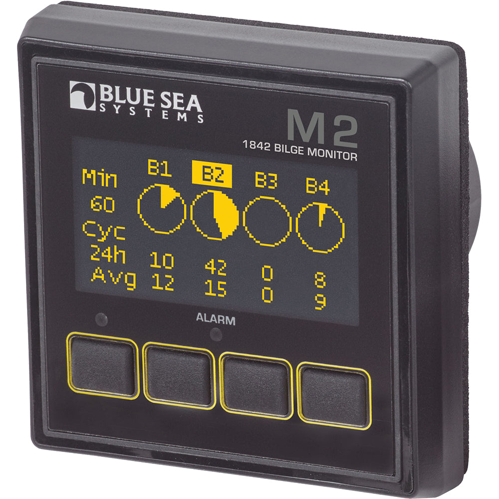 Blue Sea 1842 M2 OLED Digital Bilge Meter [1842]