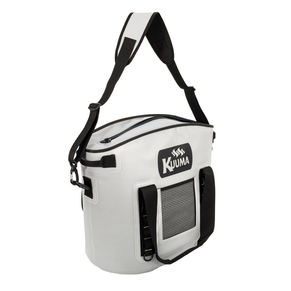 Kuuma 22 Quart Soft-Sided Cooler w-Sealing Zipper - Waterproof Coated Nylon [58372]
