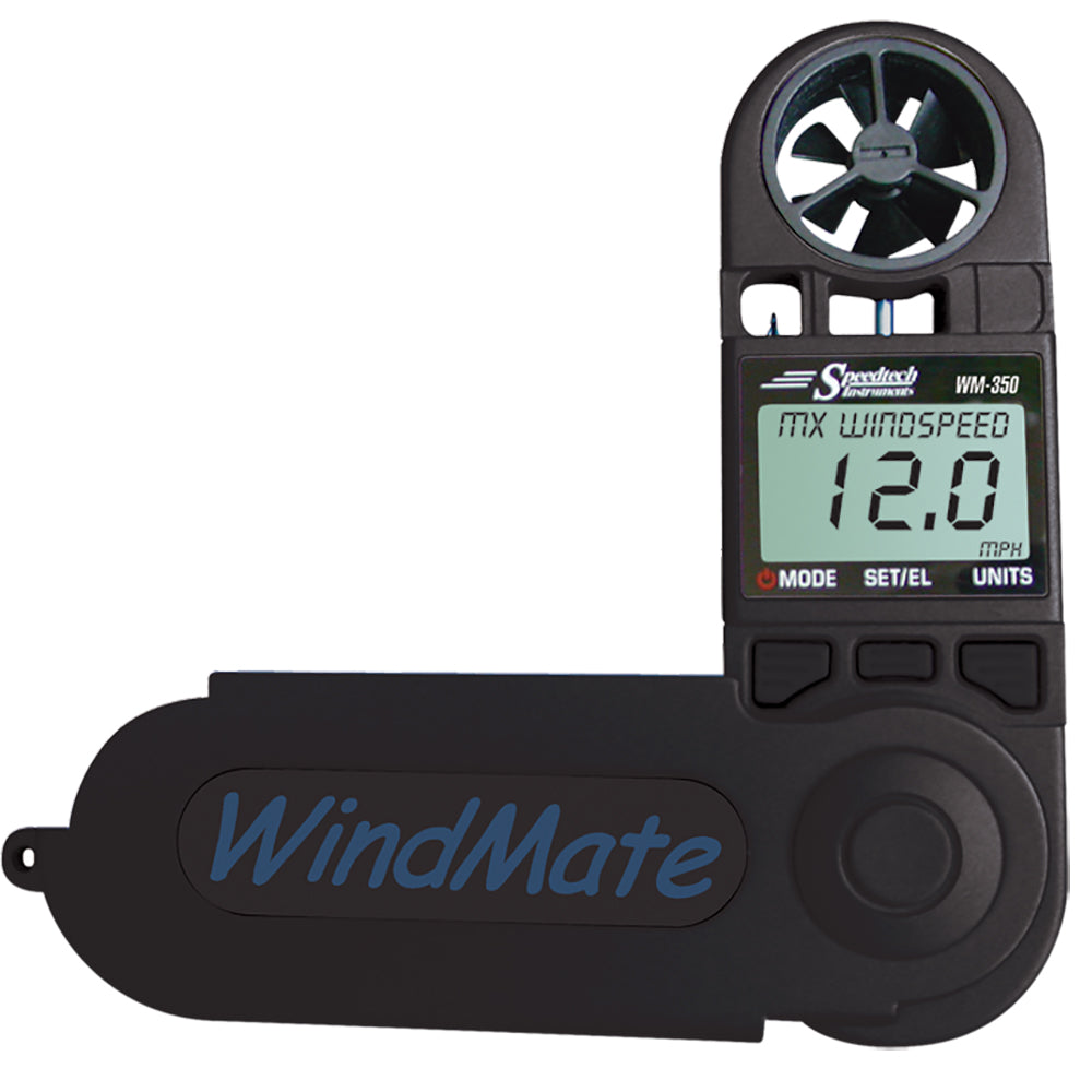 WeatherHawk WM-350 WindMate Multi-Function Weather Meter [27019]