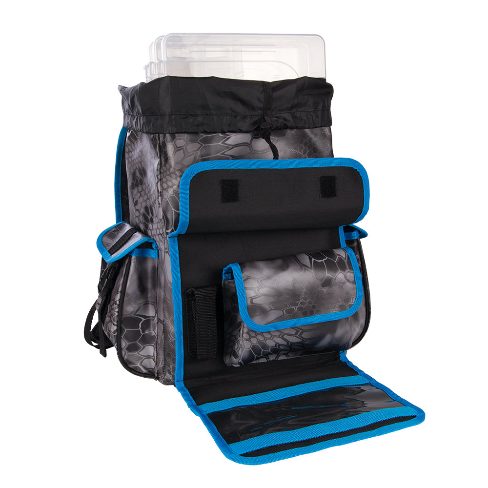 Plano Z-Series Tackle Backpack - Kryptek Typhon [PLAB19800]