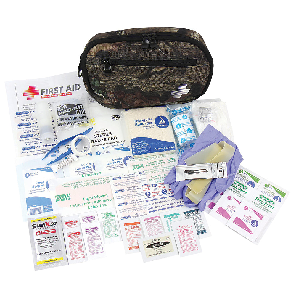 Orion Weekender First Aid Kit w-Camo Pouch [778]