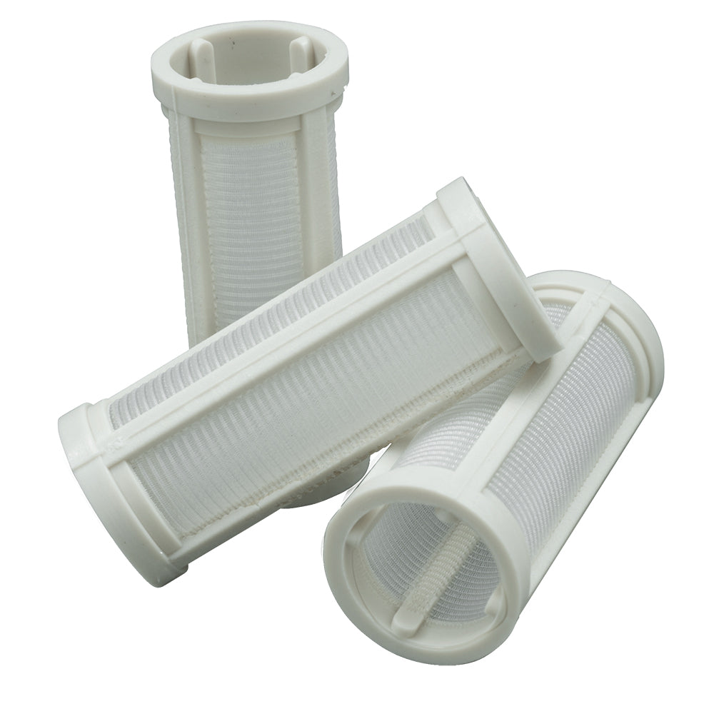 Scepter Inline Clear View Replacement Filters - 3-Pack [07108]