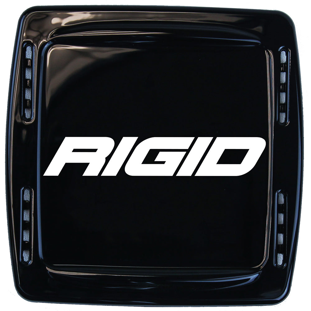 RIGID Industries Q-Series Lens Cover - Black [103913]