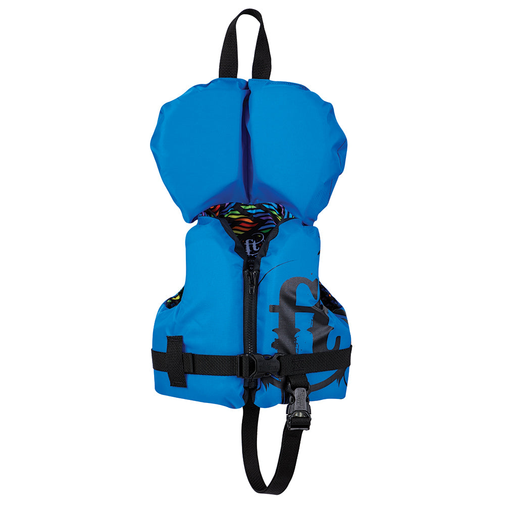 Full Throttle Infant Nylon Life Vest - Infant Less Than 30lbs - Blue [112400-500-000-19]