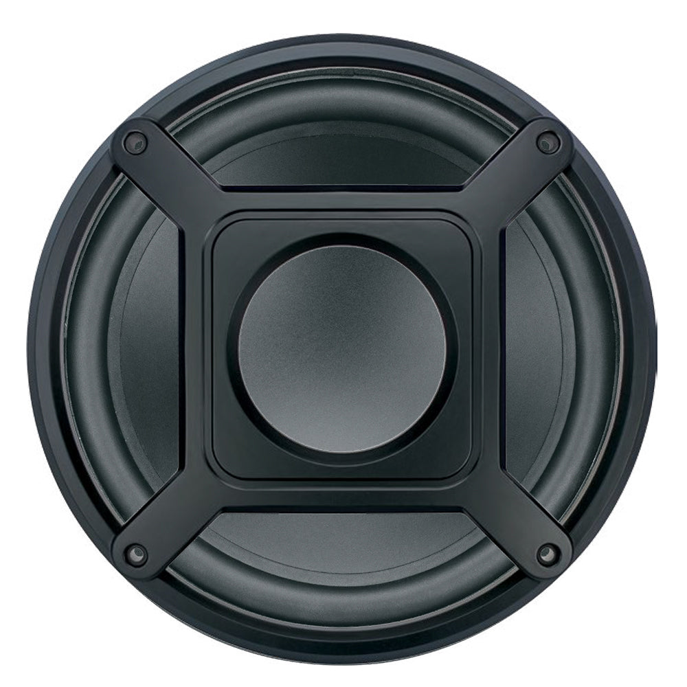 "JENSEN MSW10 10"" Subwoofer w-Black Grill Cover [MSW10BLACK]"