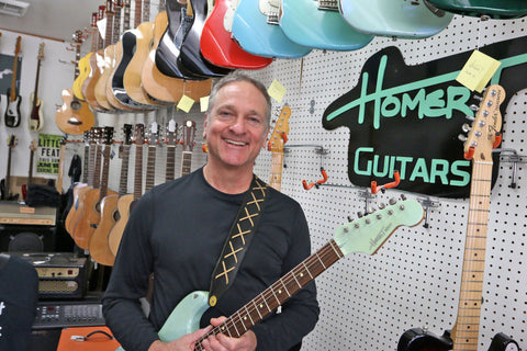 Scott Gerber (Homer T) Harbor Music Redondo Beach, CA