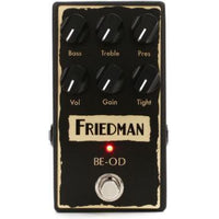 Friedman BE-OD Overdrive - Harbor Music