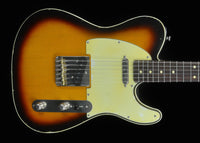 Homer T Turbo '62 T-Style Guitar 3SB-RW (Serial #076) - Harbor Music