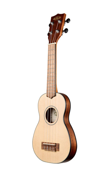 Kala KA-SSTU-S Travel Soprano Ukulele - Harbor Music