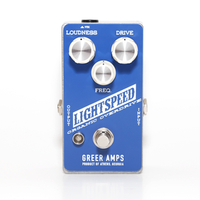 Greer Amps Lightspeed Organic Overdrive - Harbor Music