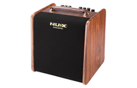 NuX Stageman AC-50 Analog Acoustic Amplifier with Ambient EFX - Harbor Music