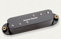 Seymour Duncan Duckbuckers Strat Black (Neck) - Harbor Music