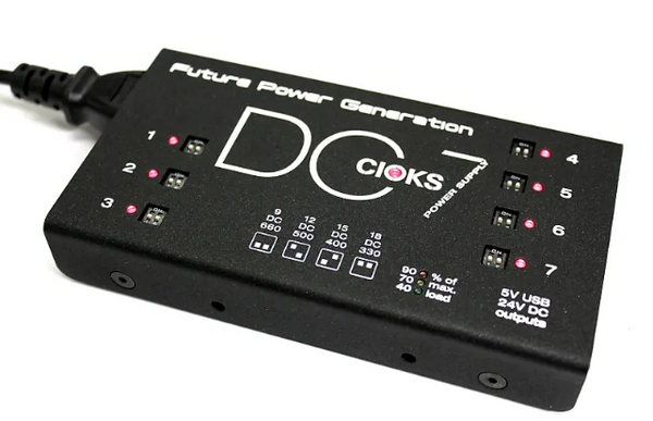 CIOCKS DC7 Link Pedal Power Supply - Harbor Music