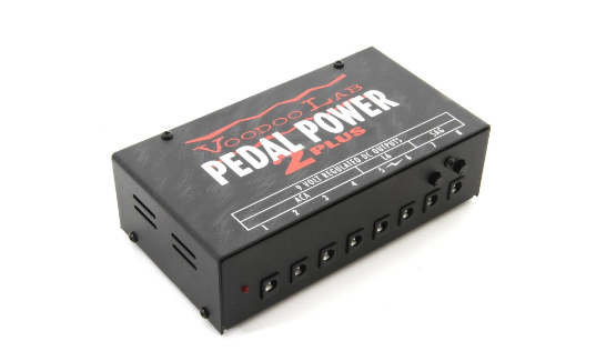 Voodoo Lab Pedal Power 2 Plus Power Supply - Harbor Music