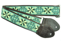 "Souldier Straps Dresden Star Seafoam 1.5"" - Harbor Music"