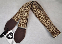 Souldier Straps Zodiac Brown / Tan GS0372 TP02WB - Harbor Music