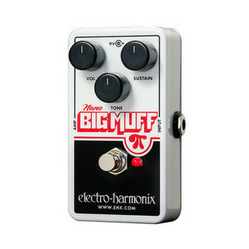 Electro-Harmonix Nano Big Muff Pi - Harbor Music