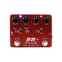 Xotic BB+ Plus Overdrive / Boost Pedal - Harbor Music