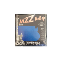 Thomastik-Infeld BB114 Jazz Guitar Strings: Jazz Bebop Series 6 String Set