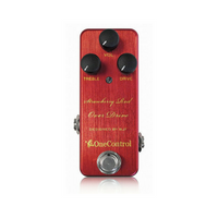One Control Strawberry Red Overdrive - Harbor Music