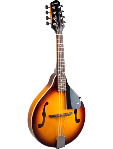 Savannah SA090-TSN A Model Mandolin Sunburst - Harbor Music