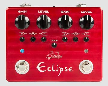 Suhr Eclipse Dual Channel Overdrive/Distortion - Harbor Music