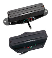 Seymour Duncan Hot Rails for Tele Set STHR-1 Black - Harbor Music