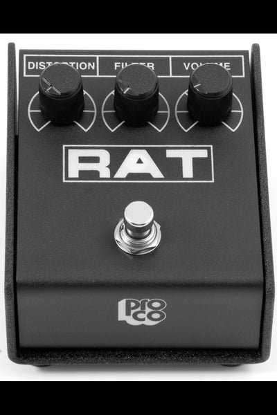 Pro Co Rat 2 Distortion/Fuzz/Overdrive Pedal RAT2 - Harbor Music