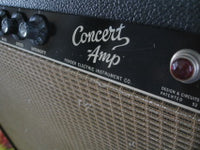 Fender 1964 Concert Amp Excellent Condition - Harbor Music