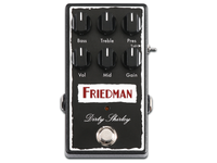 Friedman Dirty Shirley Overdrive Pedal - Harbor Music