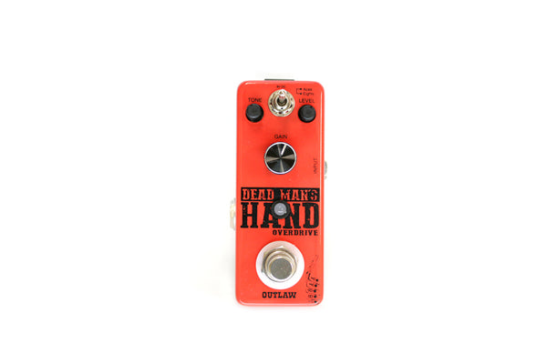 Outlaw Dead Man's Hand 2-Mode Overdrive - Harbor Music