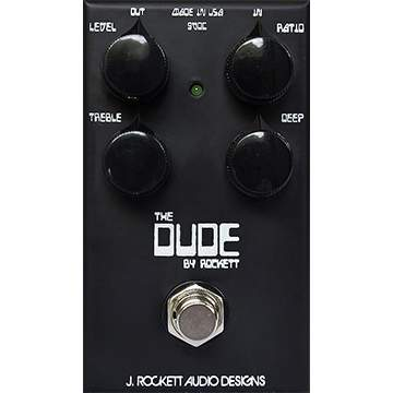 J Rockett The Dude Dumble Overdrive Pedal - Harbor Music