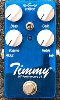 Timmy V3 Overdrive Pedal